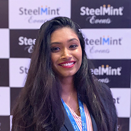 Shreya Divakaran (For Speakers Enquiry) global@steelmintgroup.com, +91 6263751162