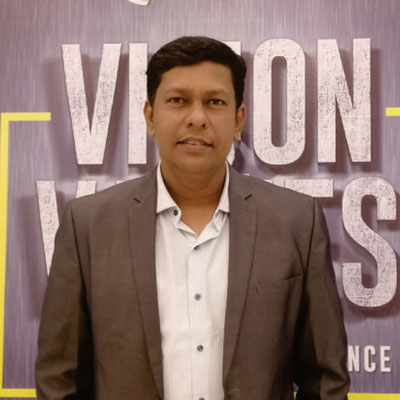 Sanjoy Ghosh, Head of Supply Chain, BSRM, Bangladesh