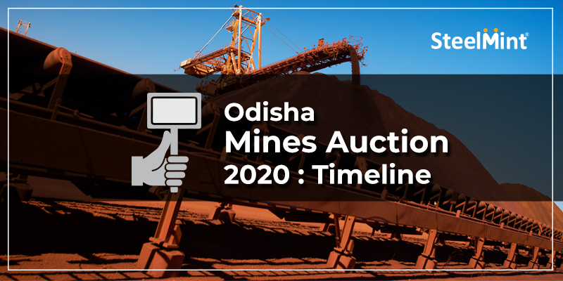 Timeline: How are Odisha Iron Ore Mines Auction Lined Up in 2020?