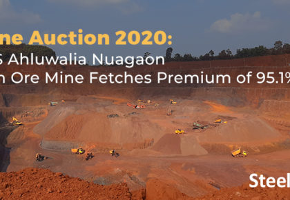 Mine Auction 2020: KJS Ahluwalia Nuagaon Iron Ore Mine Fetches Premium of 95.1%