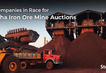 Odisha Iron Ore Mine Auctions