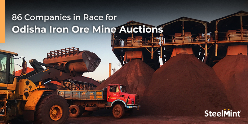 Odisha Iron Ore Mine Auctions