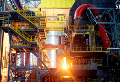 GPH Ispat Commissions Operation at its Quantum EAF Furnace