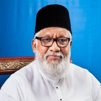 Alhaj Sufi Mohamed Mizanur Rahman