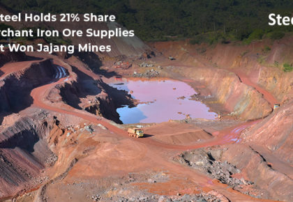 JSW Steel Holds 21% Share of Merchant Iron Ore Supplies After it Won Jajang Mines